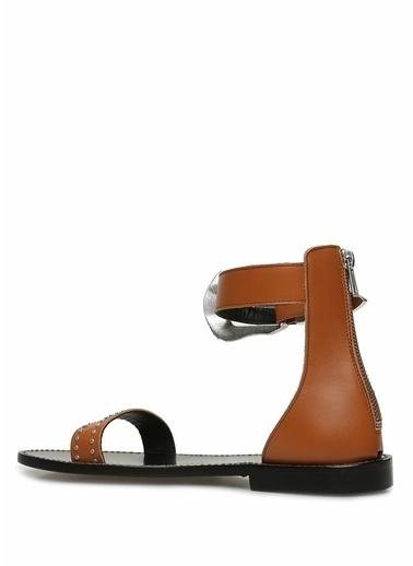 Zadig&Voltaire Sandalet Taba